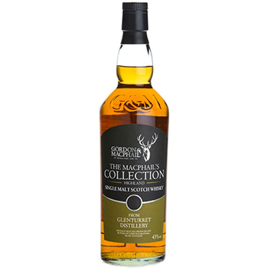 Glenturret Highland Single Malt Whisky 11 Years Old Gordon & MacPhail Bottling