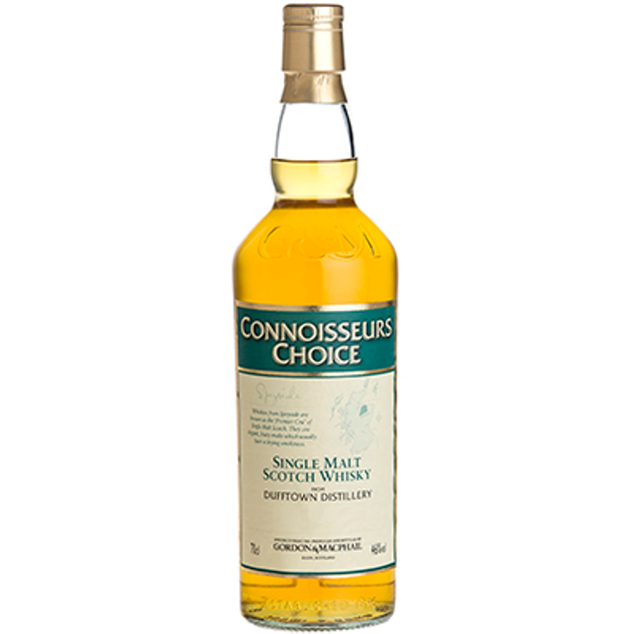 Dufftown Distillery Speyside Single Malt Whisky 8 Years Old Gordon & MacPhail Bottling