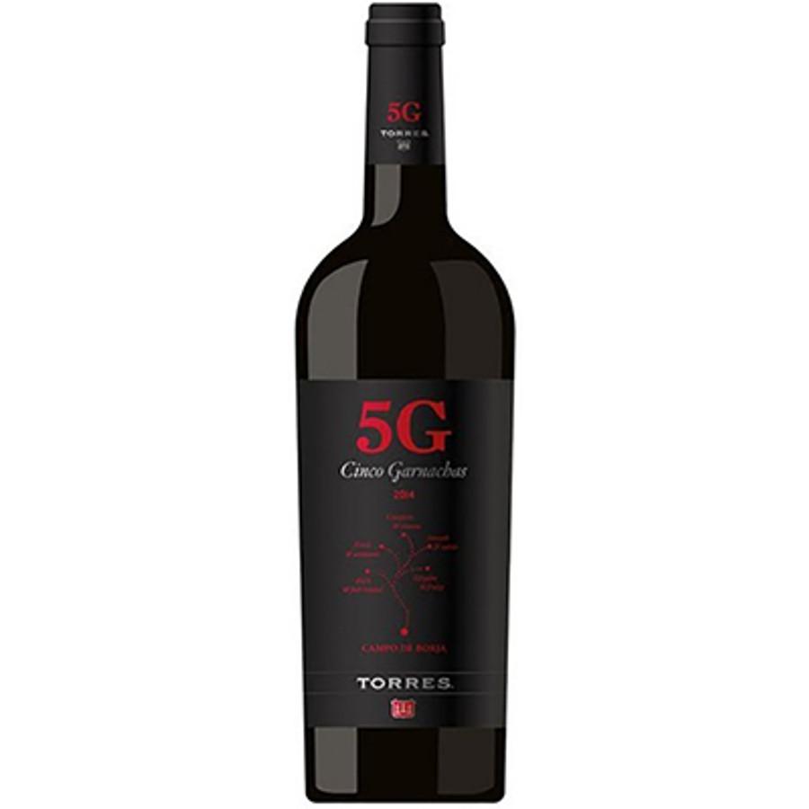 Torres 5G Garnacha