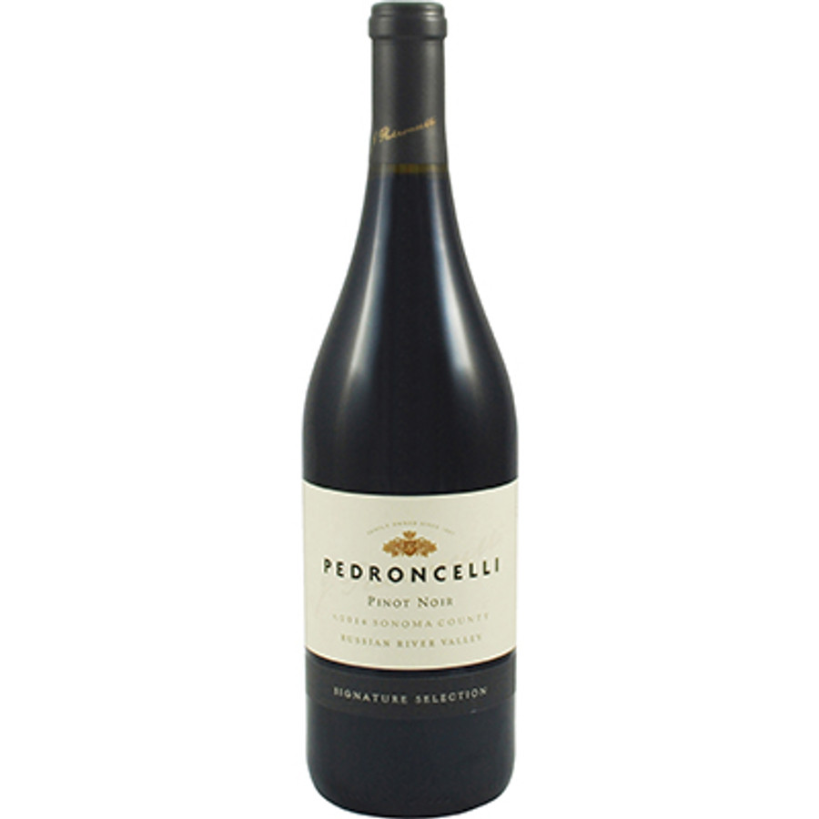 Pedroncelli Russian River Valley Signature Selection Pinot Noir (2014)