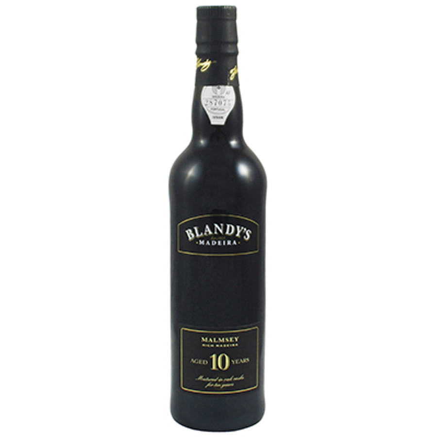 Blandy's Malmsey Madeira Aged 10 Years 500ml