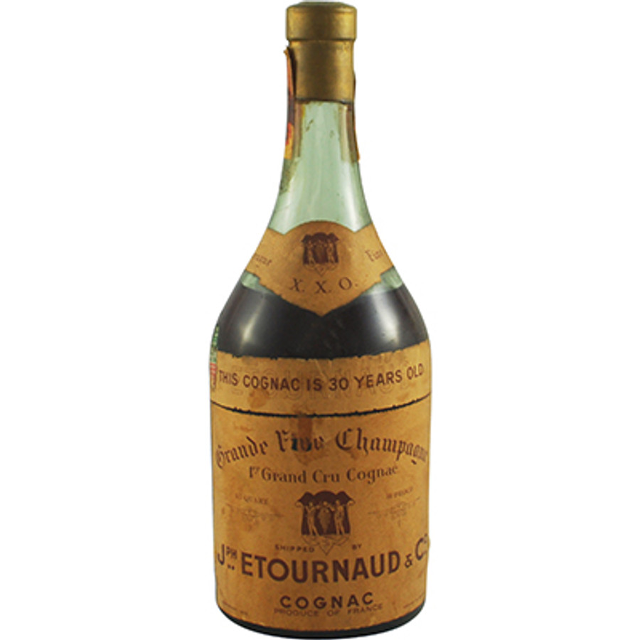 oseph Etournaud & Co XXO Grande Fine Champagne 1er Cru Cognac 30yr
