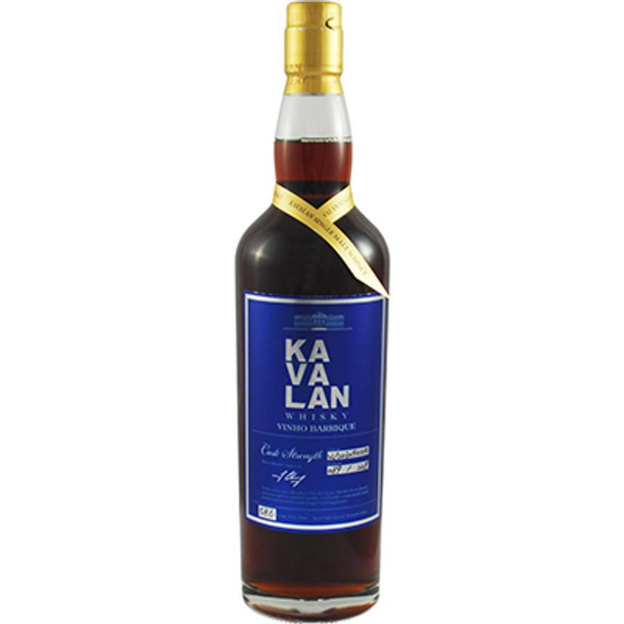 Kavalan Solist Vinho Barrique Cask Strength Single Malt Whisky