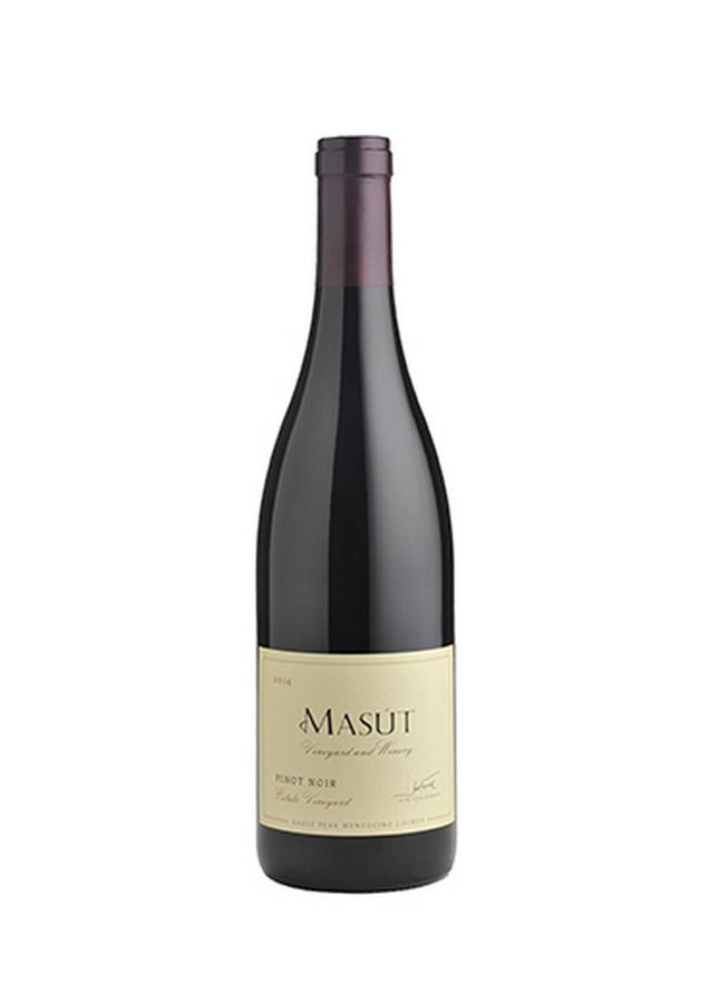 Masut Estate Vineyard Pinot Noir