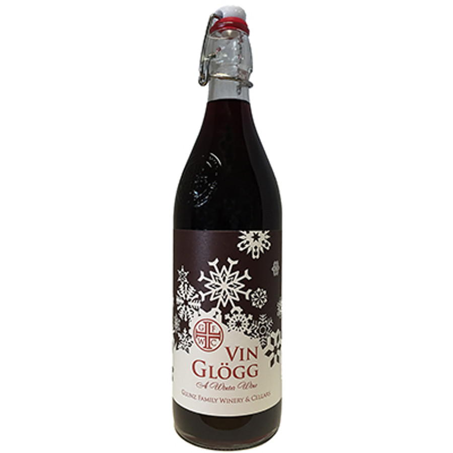 Glunz Family Winery Vin Glogg