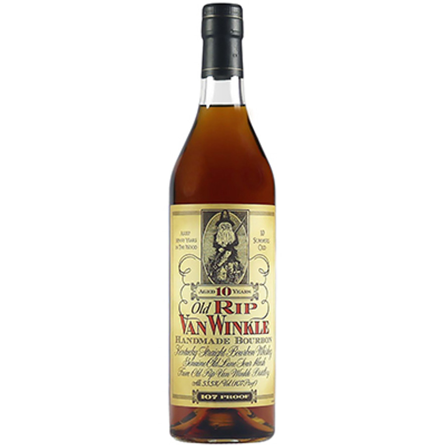 Old Rip Van Winkle 10 Years Old Kentucky Straight Bourbon Whiskey 107 Proof