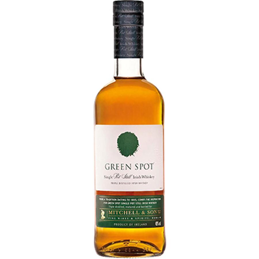 Mitchell & Son Green Spot Single Pot Still Triple Distilled Irish Whiskey