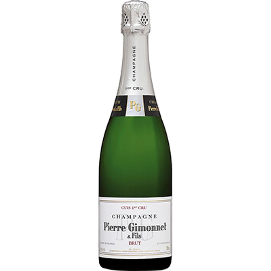 Champagne Pierre Gimonnet et Fils Blanc de Blancs Cuis Premier Cru Brut