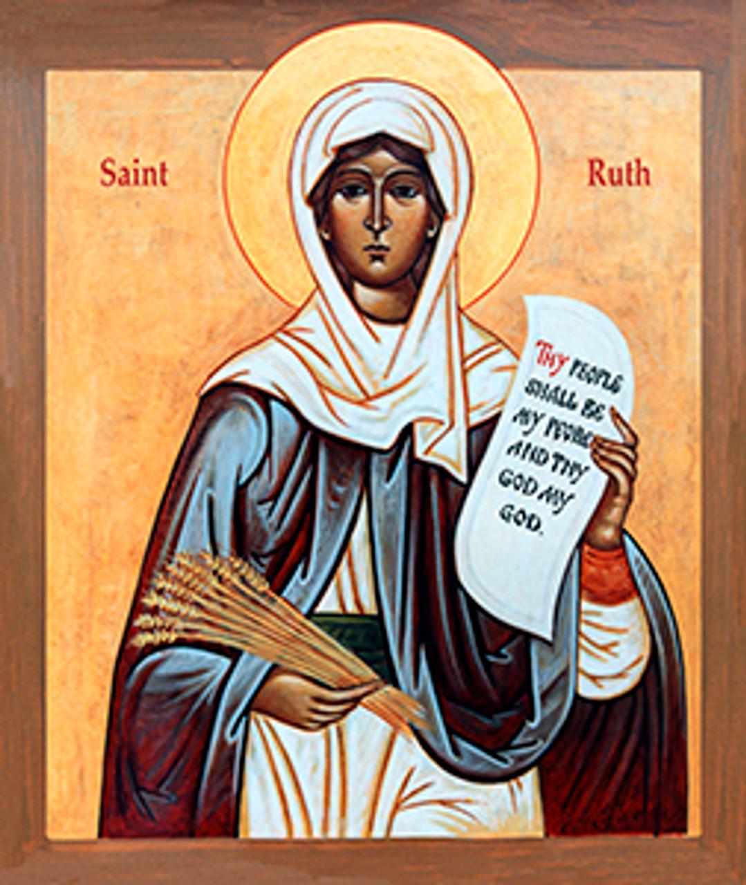 St  Ruth Old Testament (English)