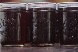 California Wild Grape jam