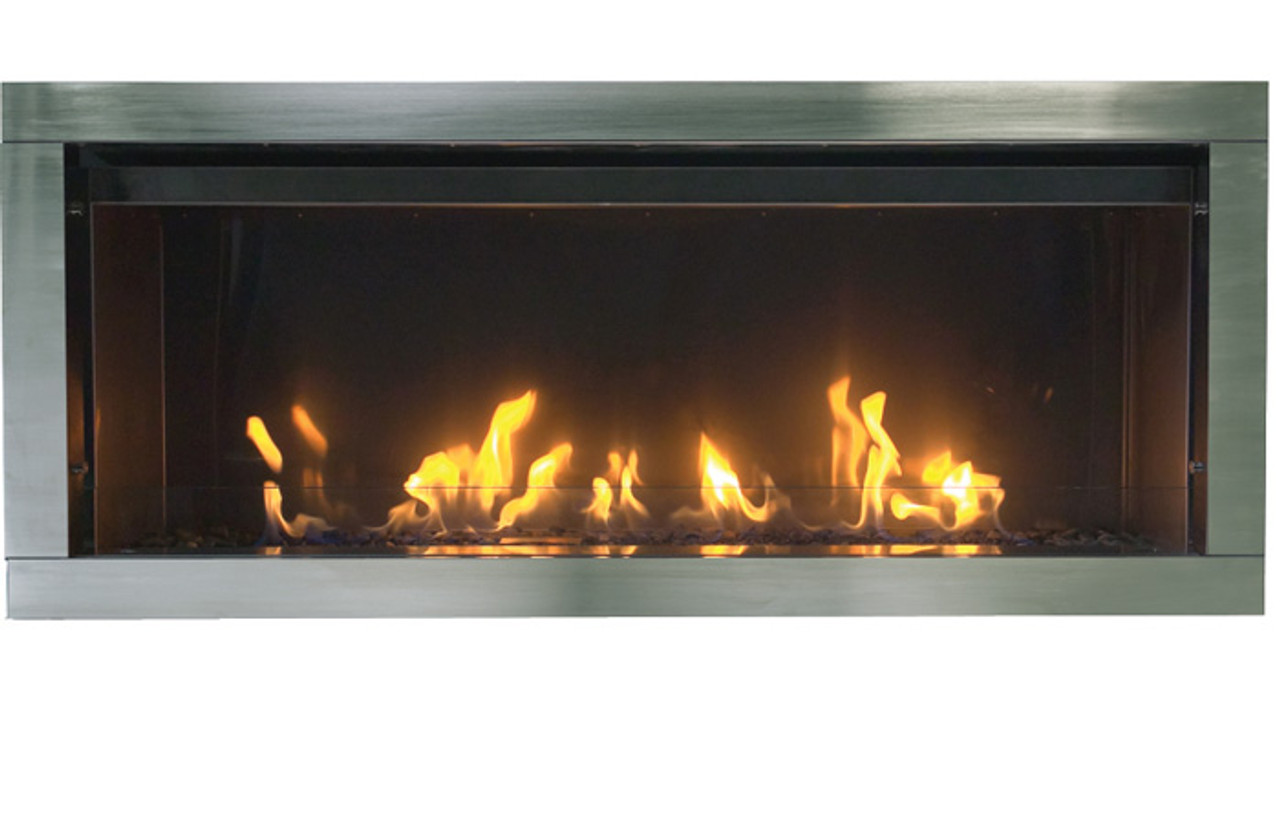 Sierra Flame Tahoe 45 Outdoor Linear Gas Fireplace