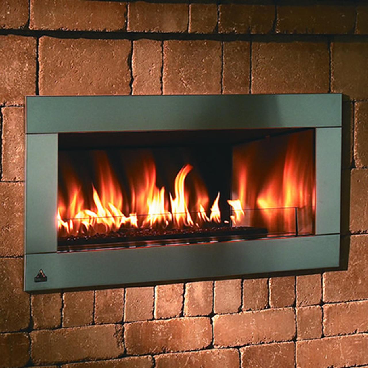 Firegear Od42 Outdoor Linear Gas Fireplace