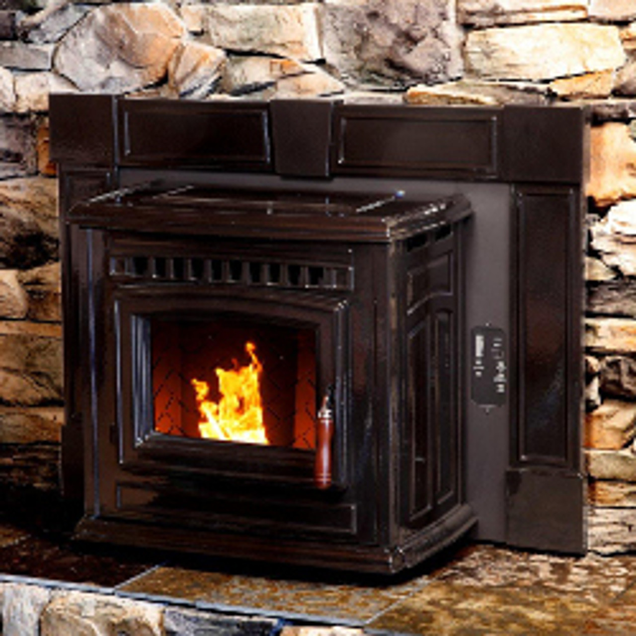 Hudson River Stove Works Chatham Fireplace Insert