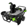 """EGO SNT2103 21"""" Electric Snowblower Kit w/ (2) 7.5Ah Batteries & 550W Rapid Charger Image 4"""