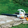 STIHL BGE 71 120V Electric Handheld Leaf Blower Image 2