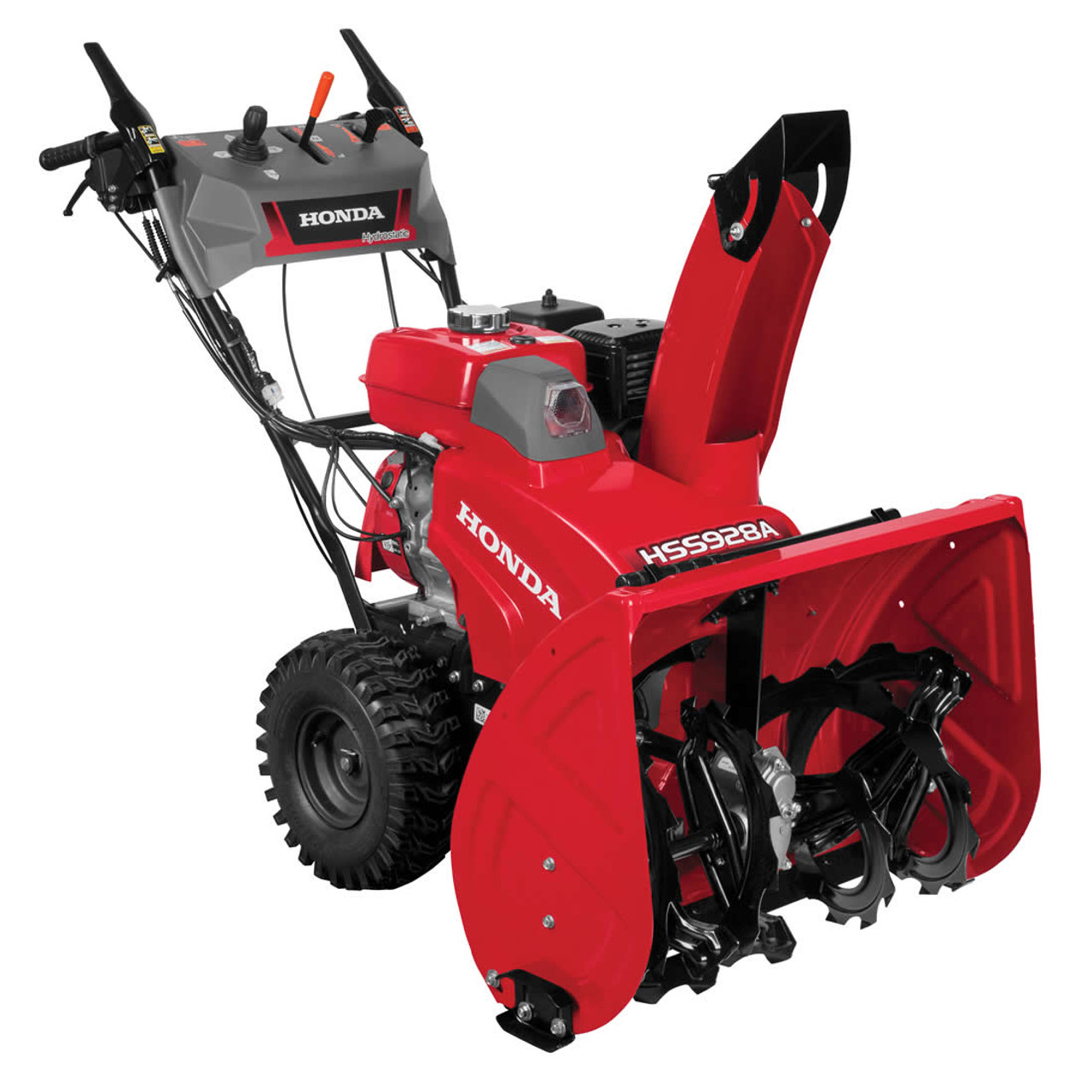 """Honda HSS928AAWD 28"""" Two-Stage Electric/Recoil Start Snowblower Image"""