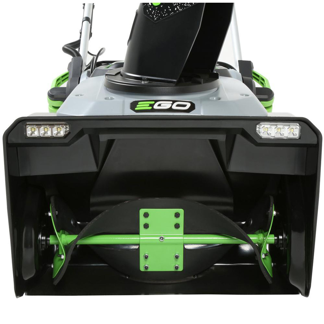 """EGO SNT2103 21"""" Electric Snowblower Kit w/ (2) 7.5Ah Batteries & 550W Rapid Charger Image 6"""