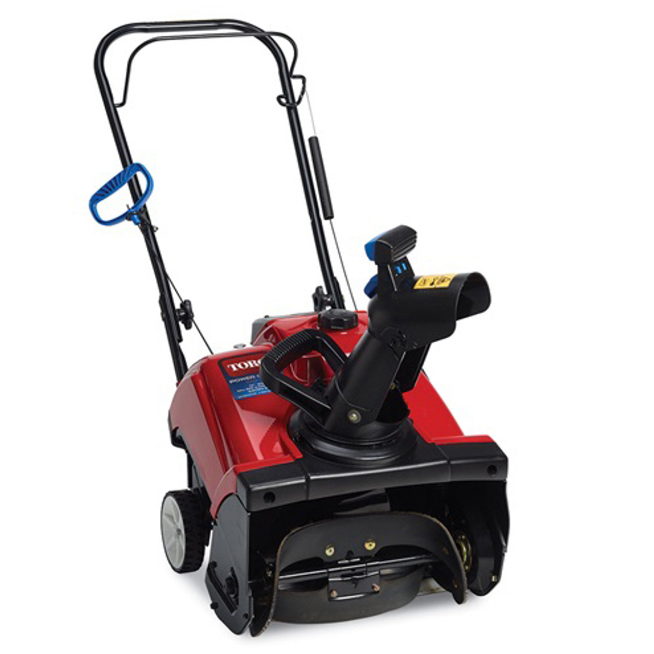 "Toro 38473 18"" Electric Start Power Clear 518 ZE Snowblower Image"