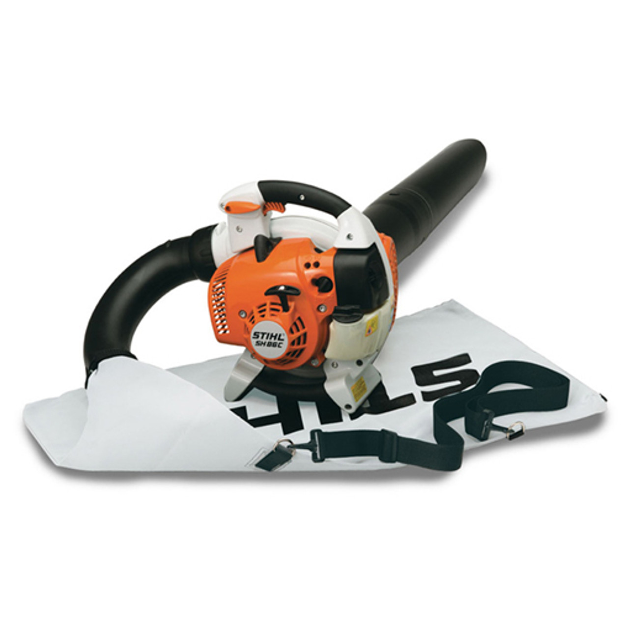STIHL SH 86 C-E 27.2cc 444 CFM Vacuum Shredder/LeafBlower w/ Easy2Start Image