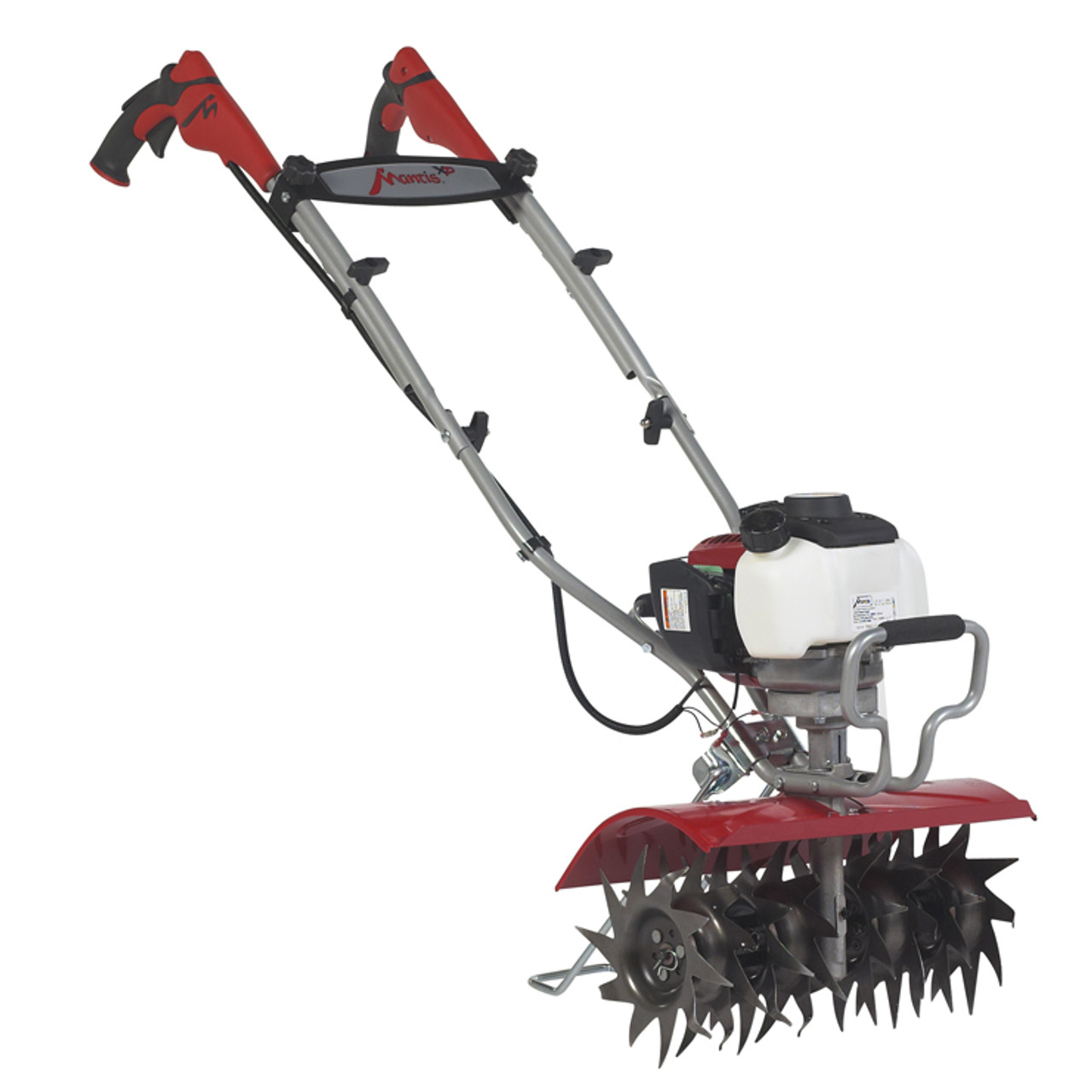 "Mantis 7566-12-02 Deluxe 4-Cycle 35cc 16"" Mantis XP Tiller Image"