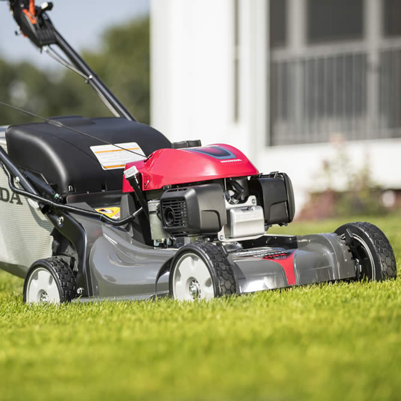 "Honda HRX217HZA 21"" Walk Behind Self-Propelled Lawn Mower w/ GCV200 Engine & Electric Start Image 5"