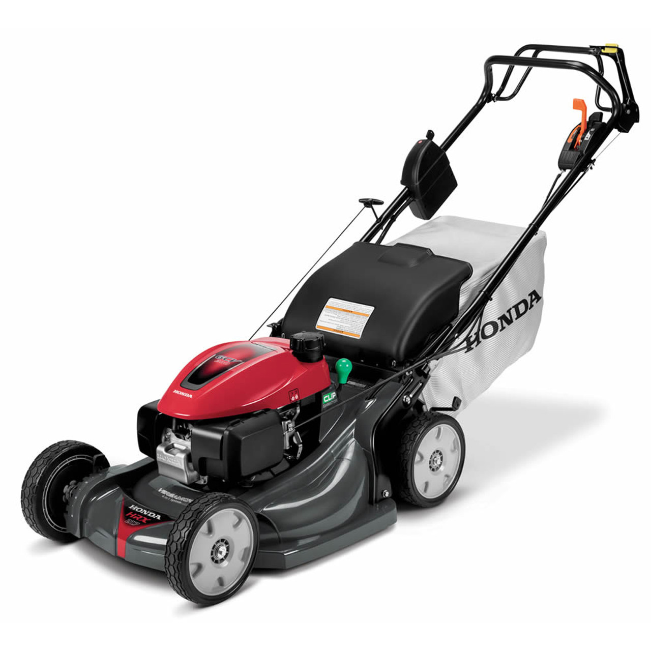 "Honda HRX217HZA 21"" Walk Behind Self-Propelled Lawn Mower w/ GCV200 Engine & Electric Start Image 3"