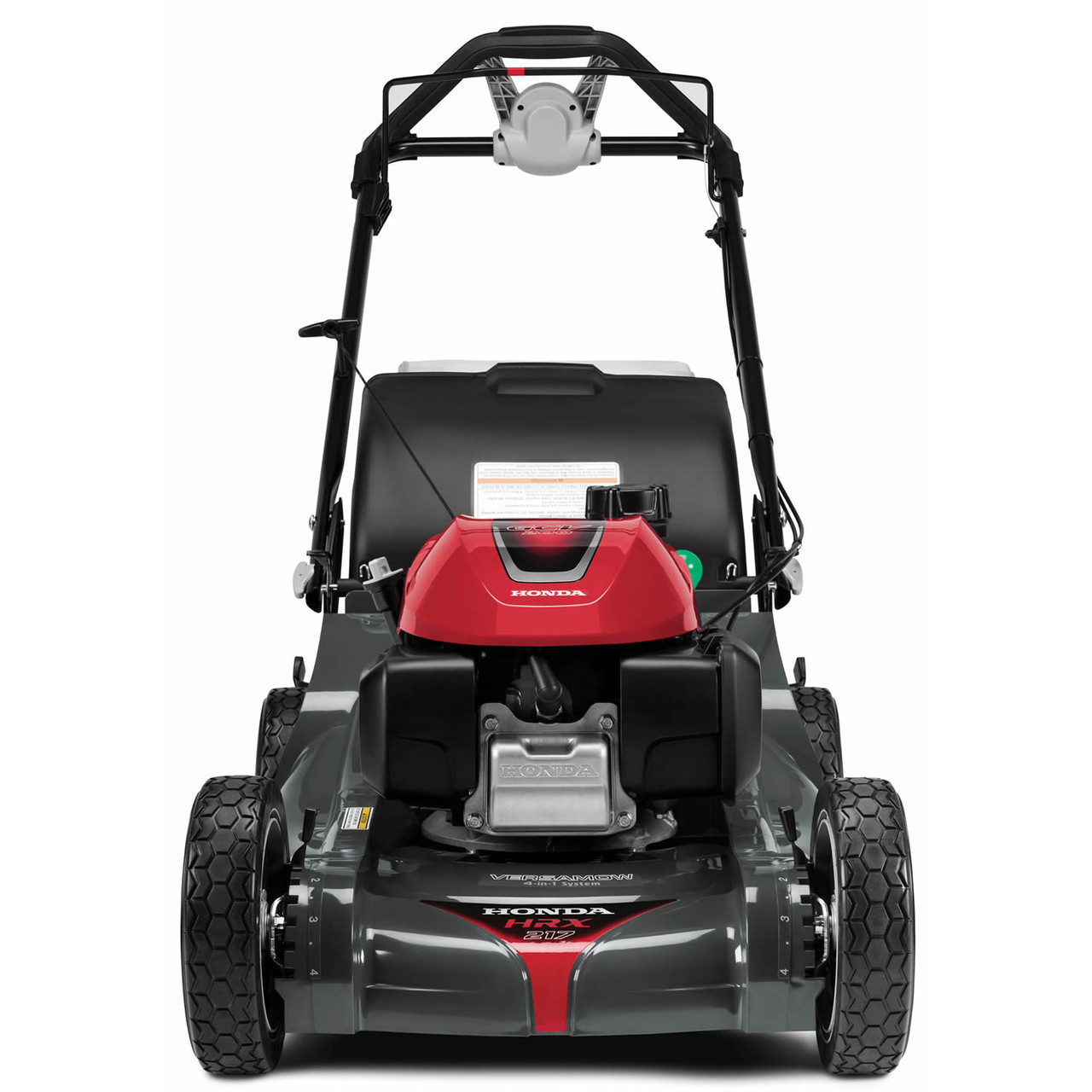 "Honda HRX217VKA 21"" Walk Behind Self-Propelled Lawn Mower w/ GCV200 Engine Image 2"