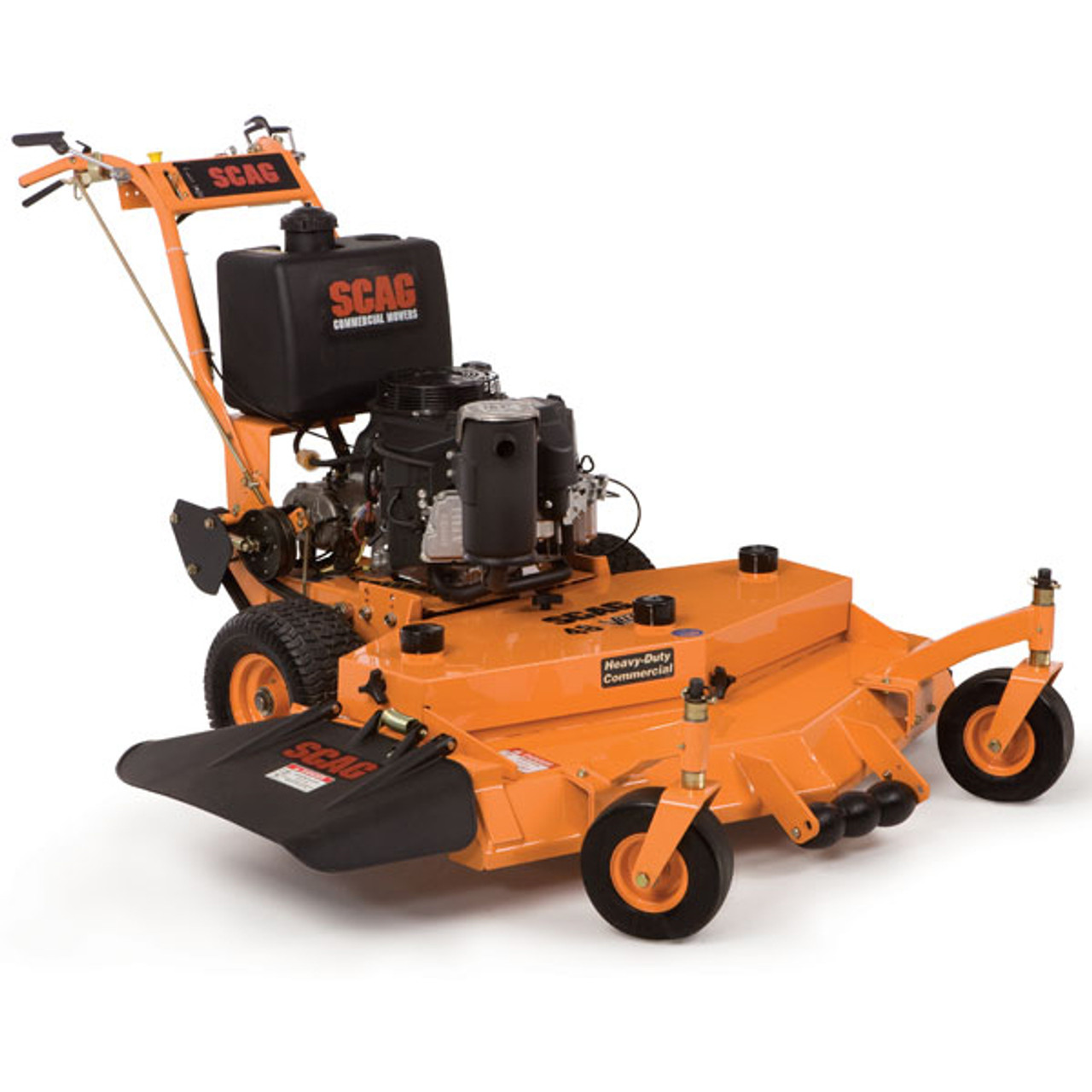 "Scag SW48V-14FS 48"" Velocity Deck Walk Behind Zero-Turn Lawn Mower w/ 14hp Kawasaki Engine Image"