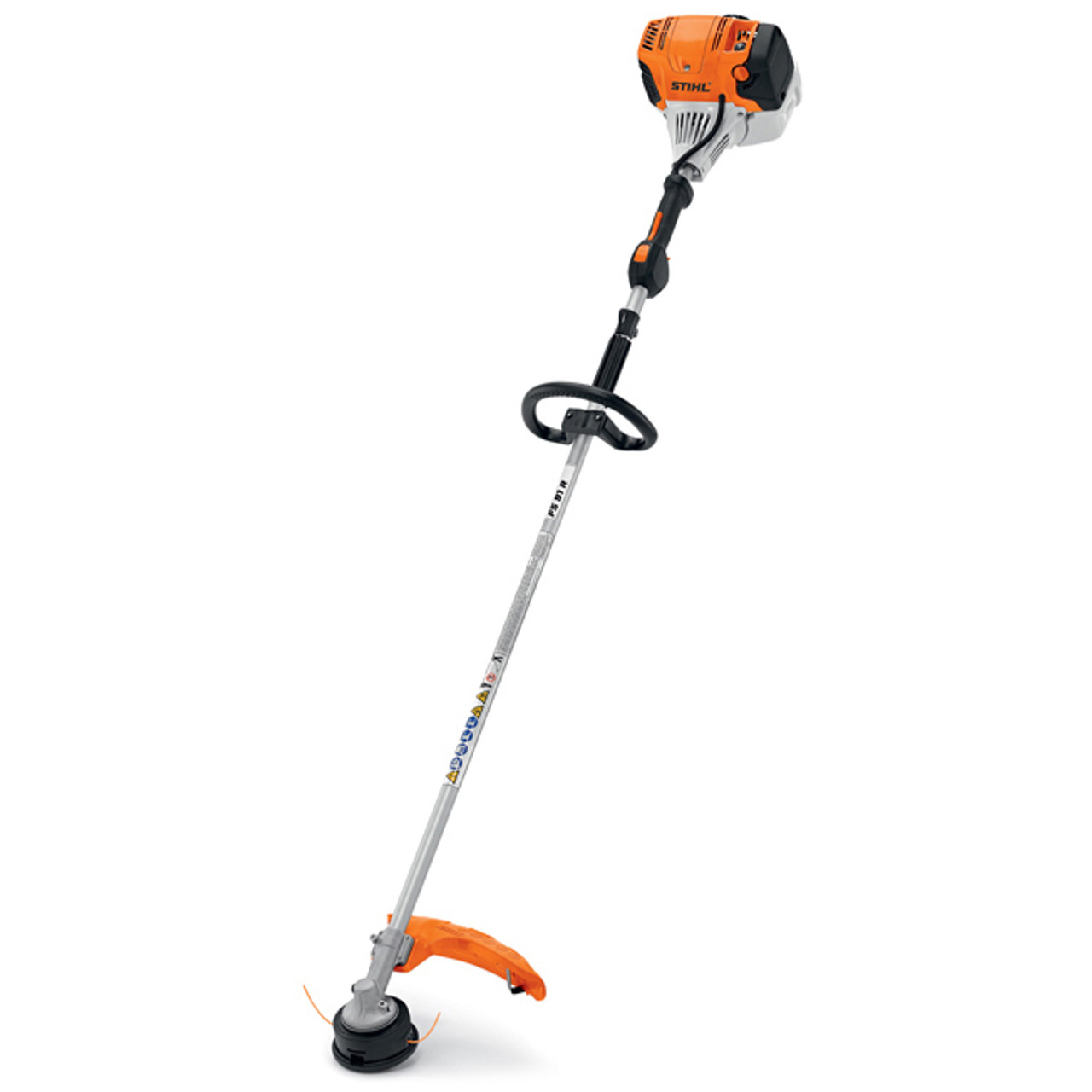 STIHL FS 91 R 28.4cc Commercial Straight Shaft String Trimmer Image