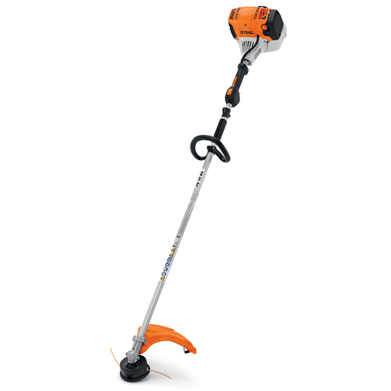 STIHL FS 111 RX 31.4cc Commercial Straight Flex Shaft String Trimmer Image