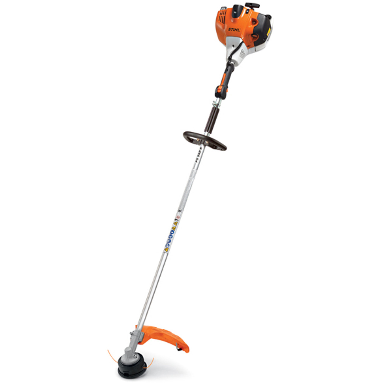 STIHL FS 240 R 37.7cc Commercial Trimmer Straight Solid Shaft Image
