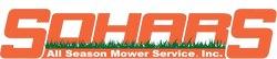 Sohars All Season Mower Service, Inc. | www.sohars.com