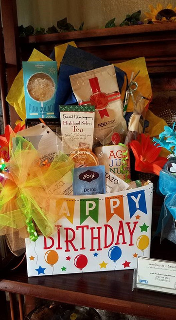 The Birthday Snack Basket
