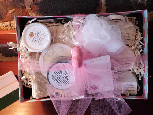 Sample Spa Basket