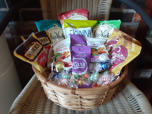 Large Snack Basket