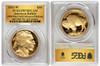 2021-W $50 Proof Gold Buffalo PR70DCAM PCGS Advance Release gold foil *POP 18*