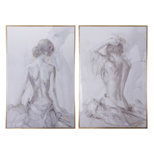 Artist?S Figure Sketches 33&Quotx49&Quot Set Of 2