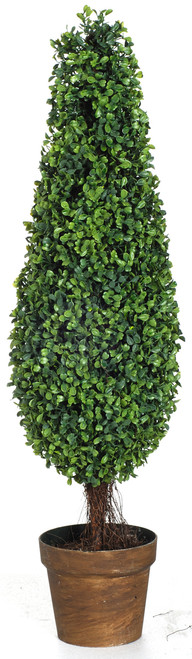3ft Artificial Boxwood Topiary Tree