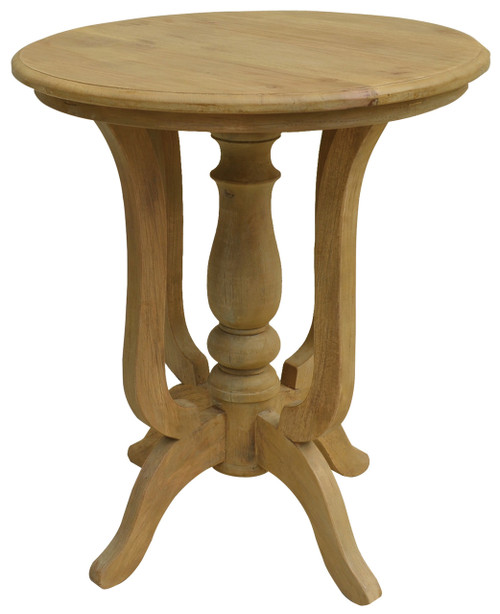 Durian Wooden Table D24X28""