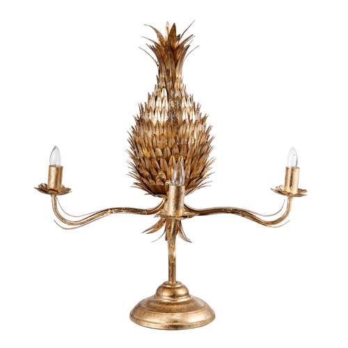 "Pineapple Table Lamp 24''X25.5"""