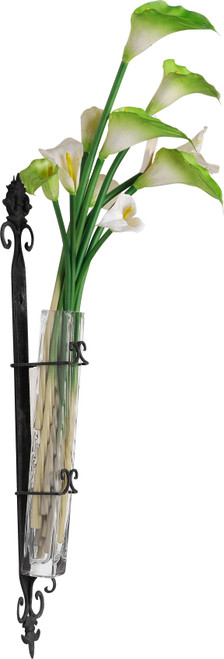 A&B Home Wendell Wall-Mounted Bud Vase