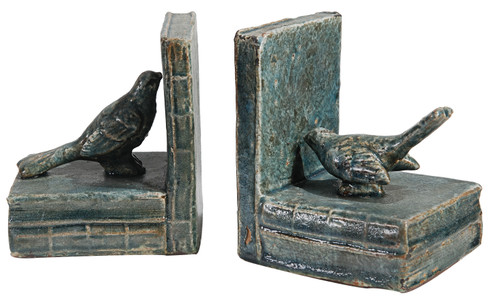 A&B Home Set of 2 Bookends