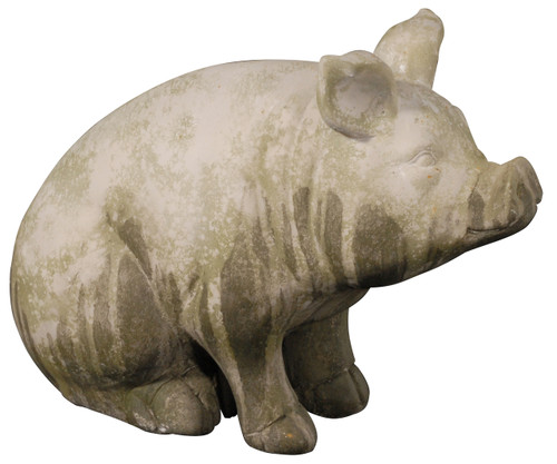 Pig Statue Figurine