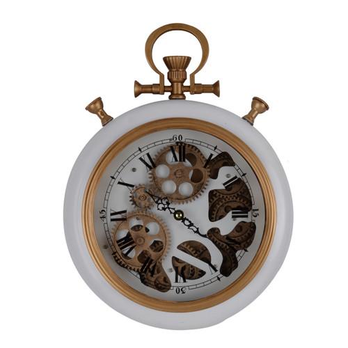 "Adkisson Pocketed Wall Clock Gear 12X3X15"""