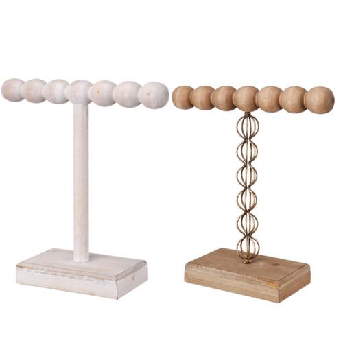Northrup 1-Tier Jewelry Stand 9X3.5X10 Set Of 2