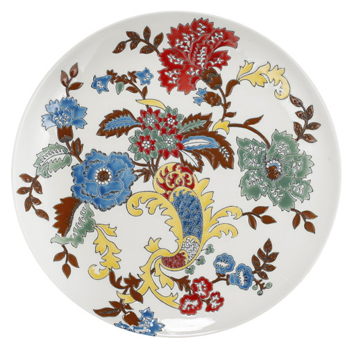 David Tutera Decorative Plate Charger Beige