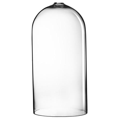 """Glass Dome Cloche D8""""X16"""""""