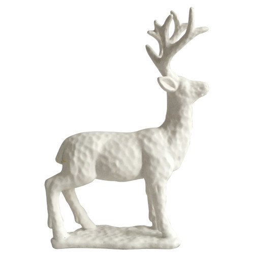 "Woodland Stag Statue Sculpture 4.5""x2""x5"""