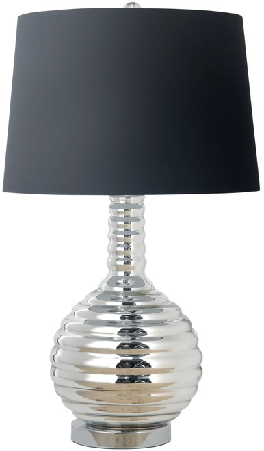 """Contemporary Table Lamp 26"""" Set Of 2"""