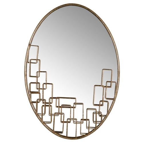 "Maxime Wall Mirror 16.5""x24"""